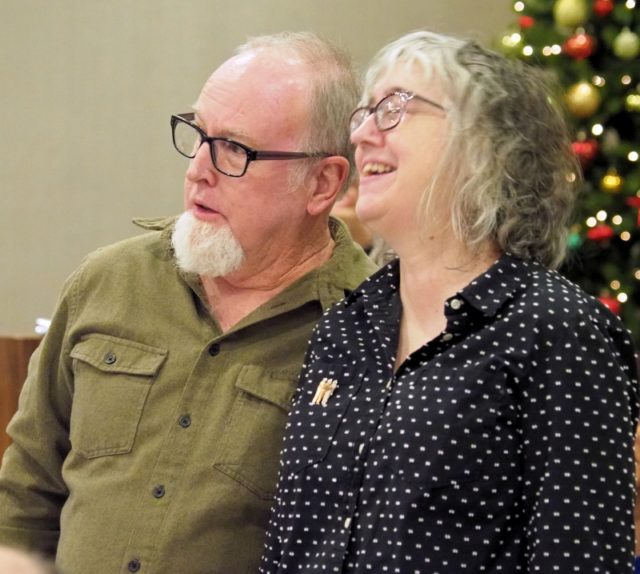 Dave & Carol Clark started the LAOCAS in 1993