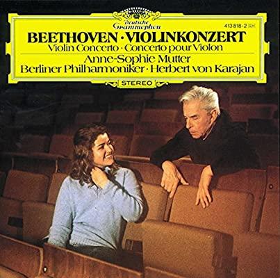 Album cover of Beethovens Violin Concerto in D