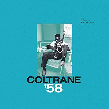 Coltrane album cover